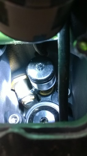 Lock Cylinder and Pressure Plate Adjustment