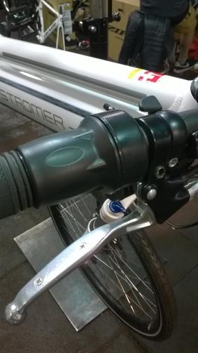 Stromer throttle